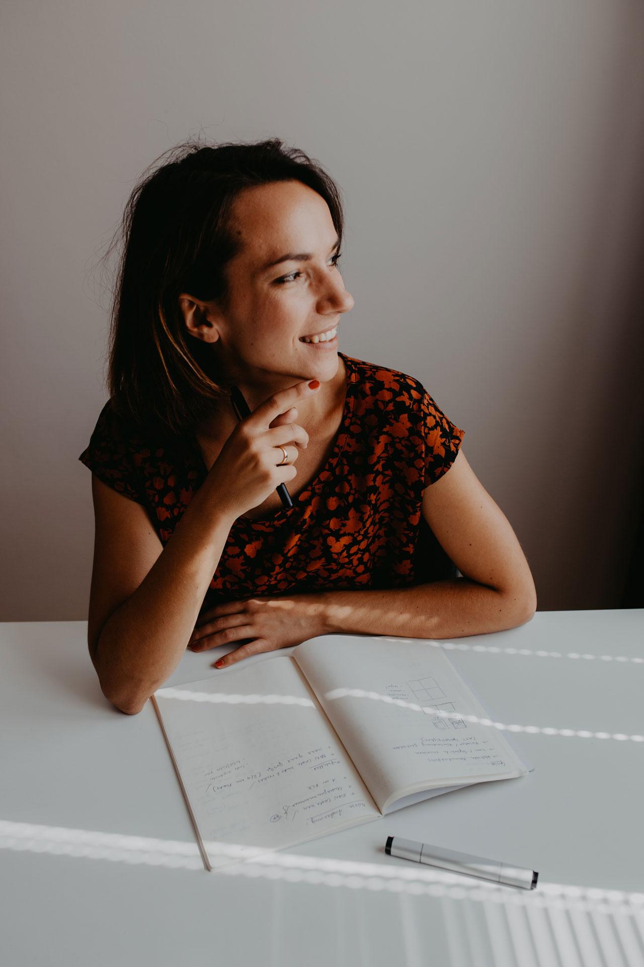 Olivia Hofer Portrait