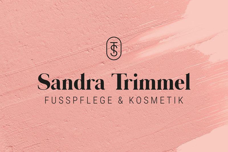 Sandra Trimmel Logo